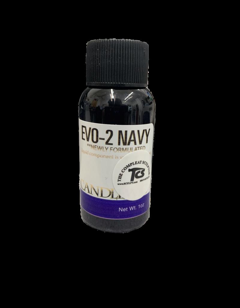 Just Sculpt Liquid Concentrate Dye Navy 1oz