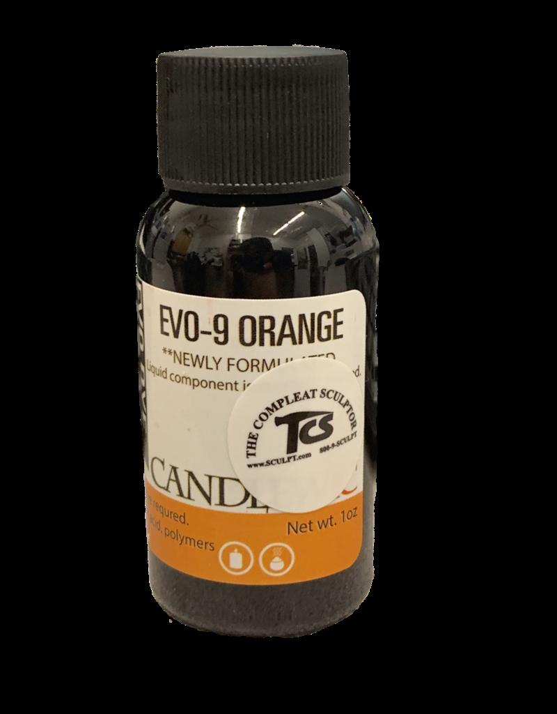 Just Sculpt Liquid Concentrate Dye Orange 1oz