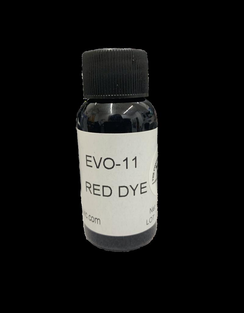 Just Sculpt Liquid Concentrate Dye Red 1oz