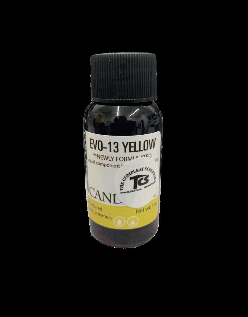 Just Sculpt Liquid Concentrate Dye Yellow 1oz