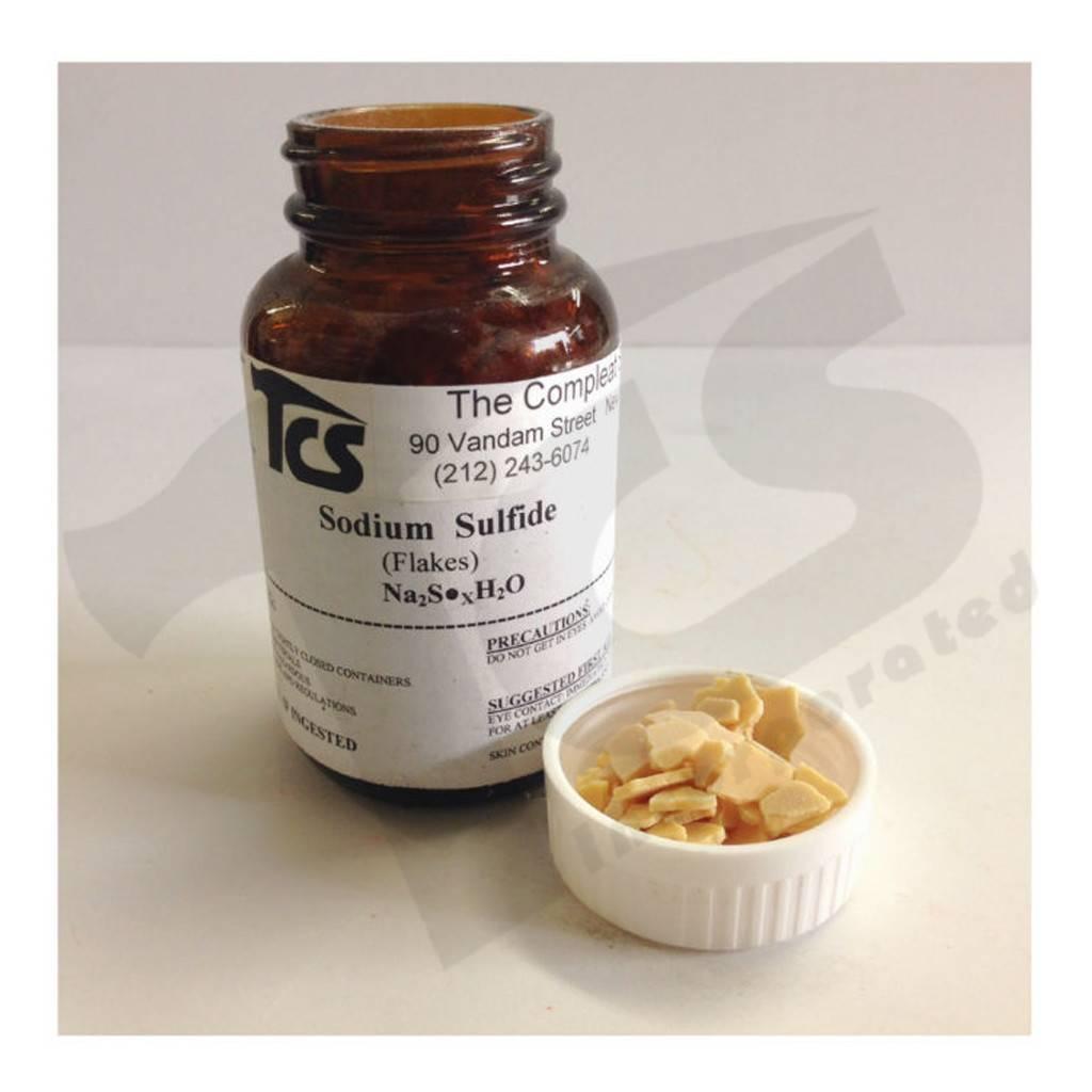 Sodium Sulfide Na2S 100g