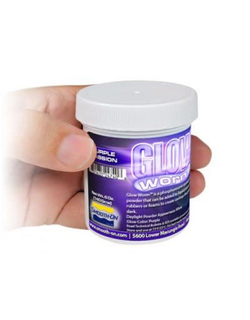 Smooth-On Glow Worm Purple Passion 6oz