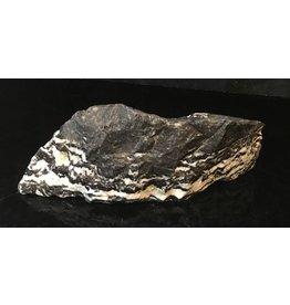 Stone 10lb White Tiger Marble 11x5x4 #401004