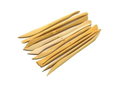 Wooden Clay Tools