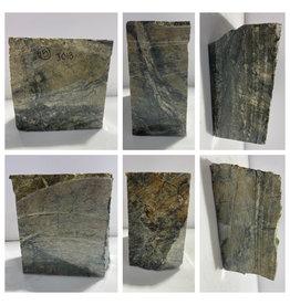 15lb Green Nephrite Jade 6x6x3 #J018