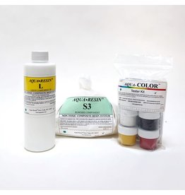 Aquaresin Terrazzo Marbleizing Kit
