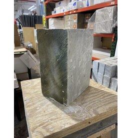 Stone Brazilian Green soapstone block  151bs