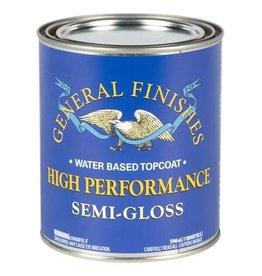 General Finishes High Performance Topcoat Semi-Gloss Quart