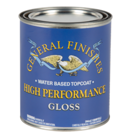 General Finishes High Performance Topcoat Gloss Quart