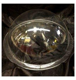 "Plexiglass Dome Clear 16"" Dia 1/8"" Thick"