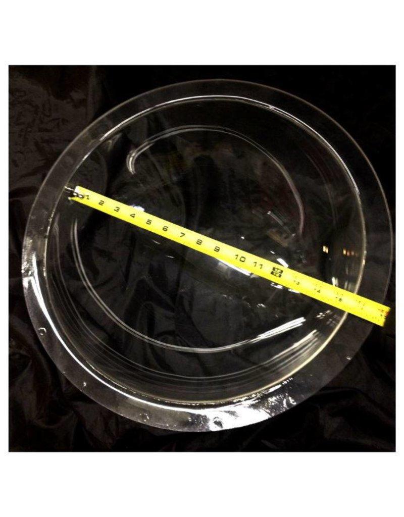 "Just Sculpt Plexiglass Dome Clear 16"" Dia 1/8"" Thick"
