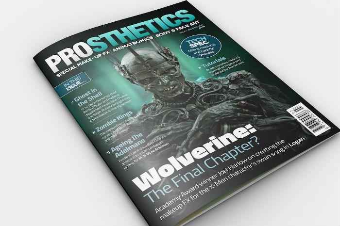 Gorton Studios Prosthetics Magazine #7