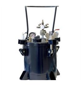 Paasche 2-1/2 Gallon Pressure Tank with Regulator