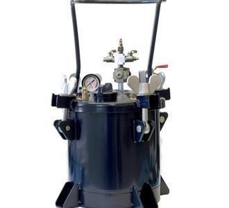 Paasche 2-1/2 Gallon Pressure Tank with Regulator