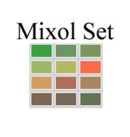 Mixol Mixol Set #13-24 200ml