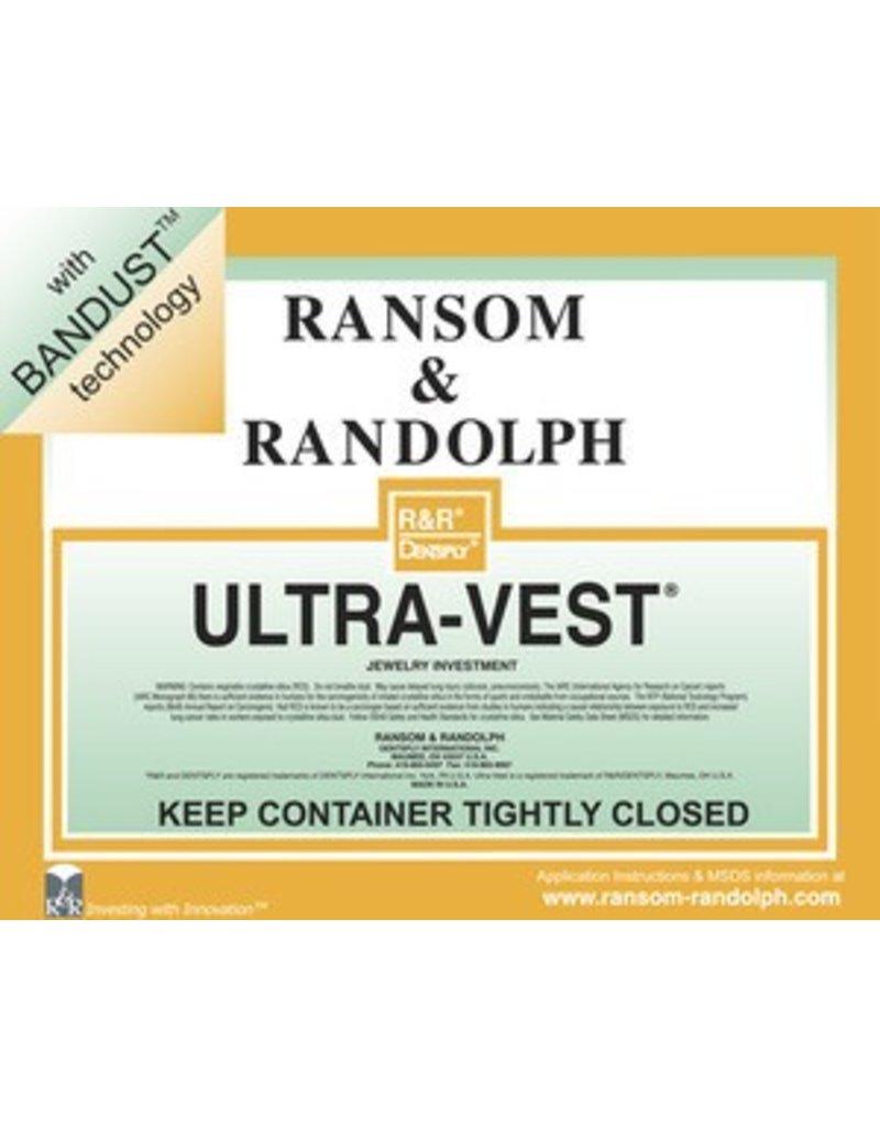 Ransom & Randolph Ultra-Vest with Bandust technology 10lb