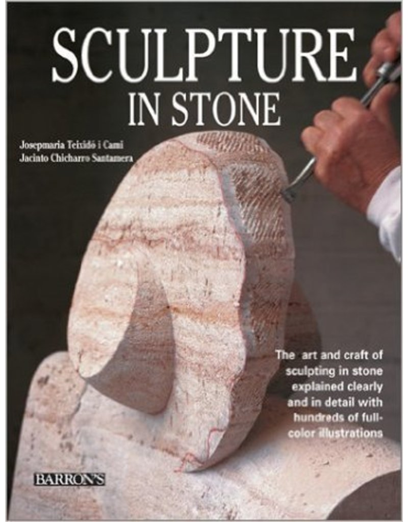 Sculpture In Stone Book (Used Copy)