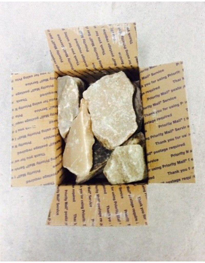 Stone 20lb Box of Potluck Small Assorted Stone