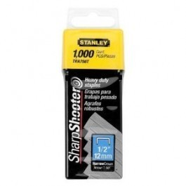 "Stanley 1/2"" Heavy Duty Staples (1000)"