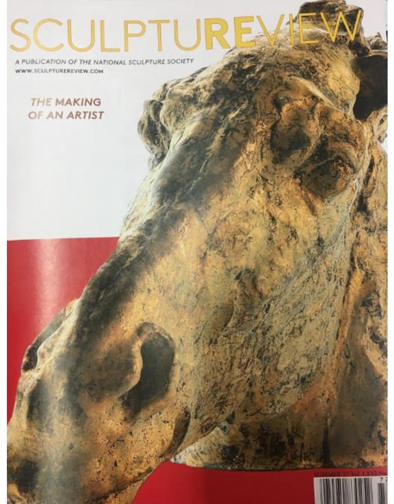 National Sculpture Society Sculpture Review Magazine LXVI no.2 Summer 17