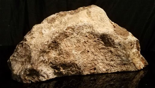 Stone 24lb Brown Banded Onyx 14x6x4 #521052