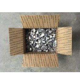 Stone 15lb Box of Small White Tiger Stones