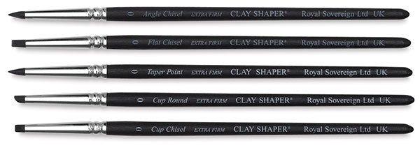Clay Shaper Black Clayshaper Kit #0