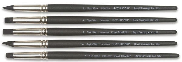 Clay Shaper Black Clayshaper Kit #6