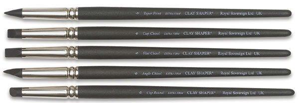 Clay Shaper Black Clayshaper Kit #6