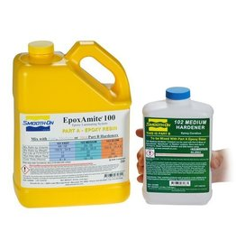 Smooth-On EpoxAmite 102 Medium Gallon Kit