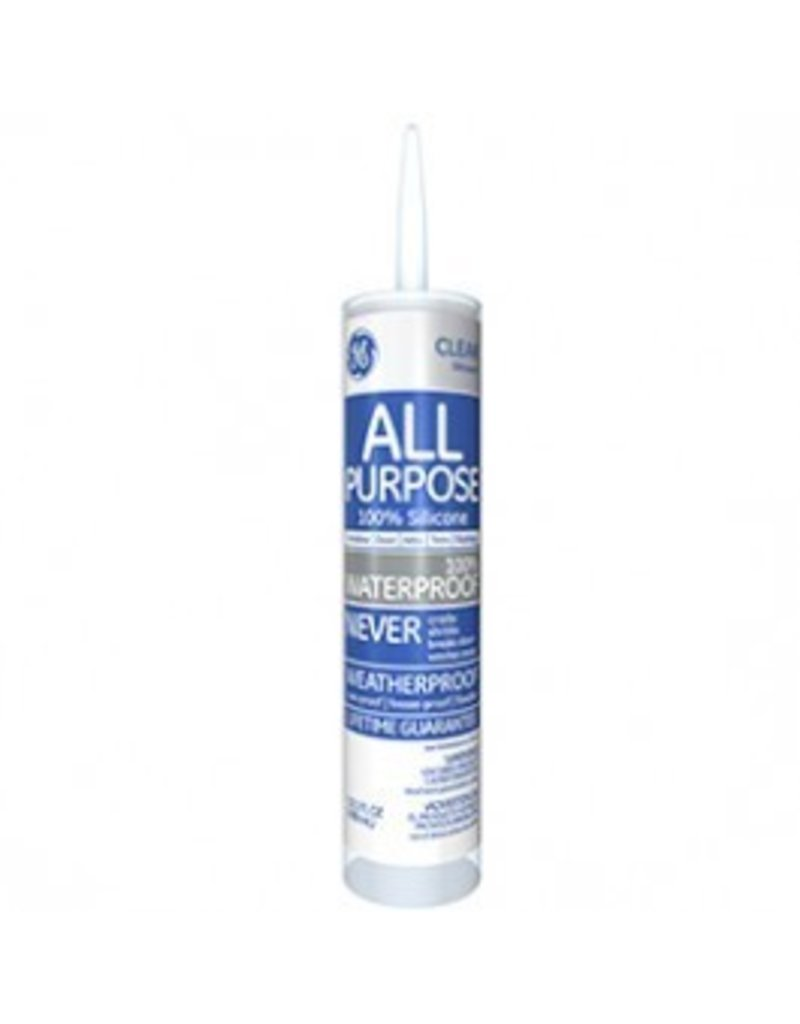 Clear Silicone Caulk 9.8oz