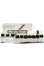 Minute Stain Dental Acrylic 7 color Kit 1/4oz