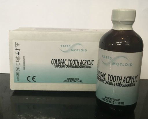 Just Sculpt Dental Acrylic Monomer 4oz