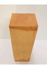 Wood Basswood Block 12''x3''x3''