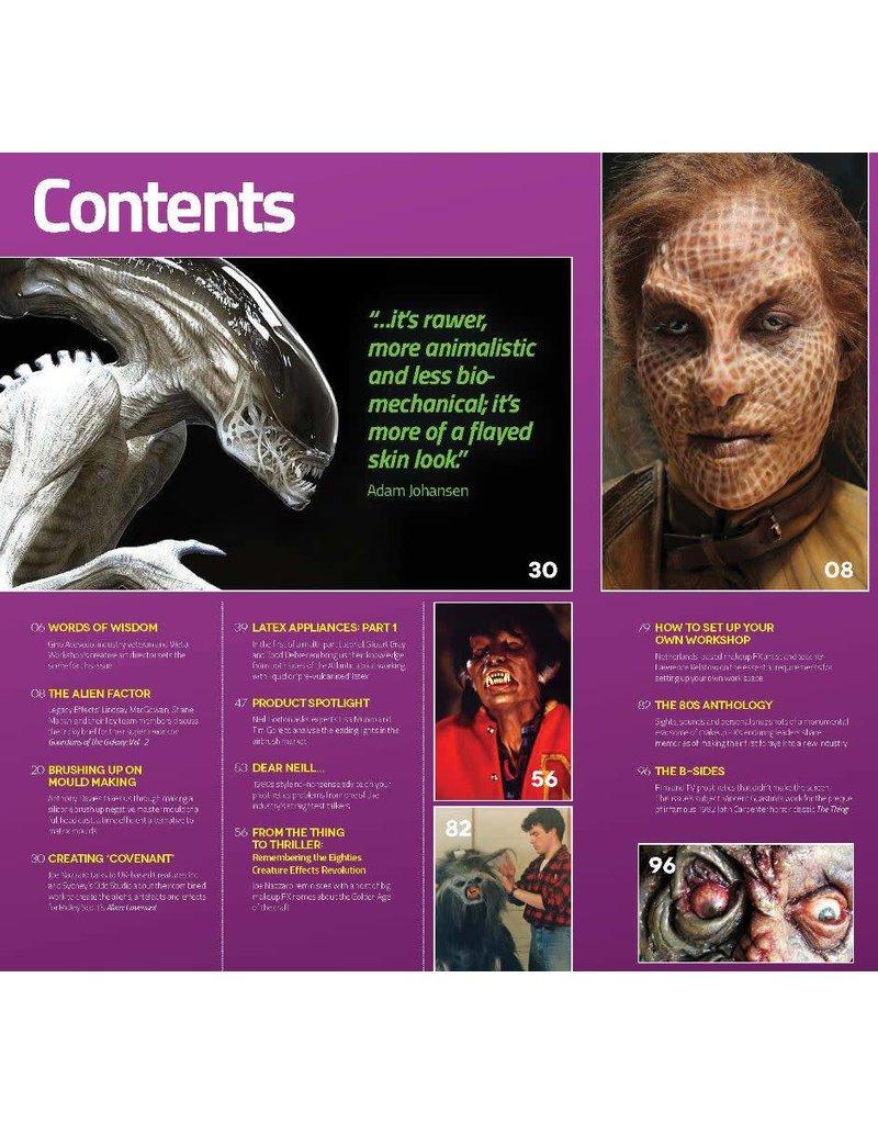 Gorton Studios Prosthetics Magazine #8