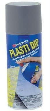 Performix Plasti Dip Gunmetal Gray Spray Can 11oz