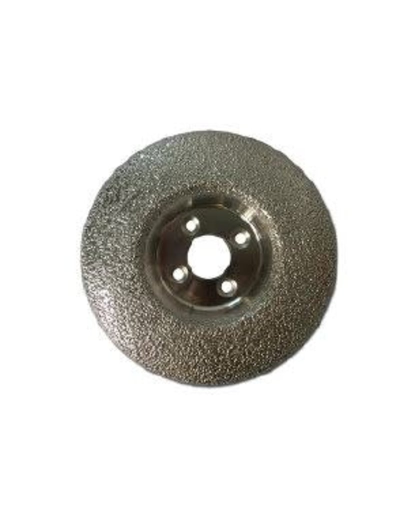 "Just Sculpt Vacuum Brazed Diamond Grinding Wheel 5"" (125mm)"