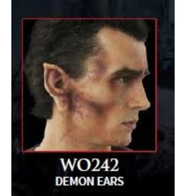 Woochie Latex Ears Demon