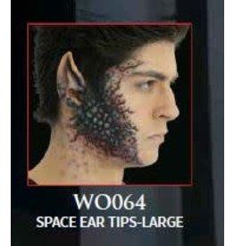 Woochie Latex Ears Space Vulcan