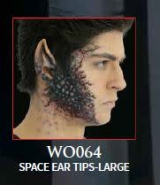 Woochie Latex Ears Space Vulcan