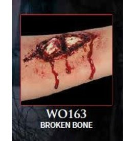 Woochie Latex Arm Appliance Broken Bone