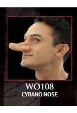 Woochie Latex Nose Appliance Cyrano