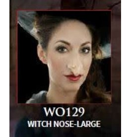 Woochie Latex Nose Appliance Witch