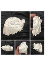 Just Sculpt Plaster Foo Dog Fragment