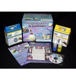 Smooth-On Mold Making Starter Kit Pourable