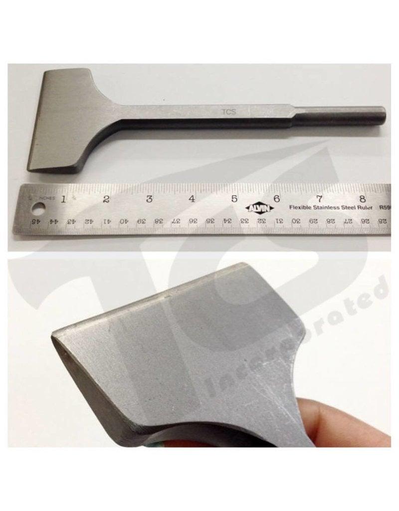 Trow & Holden Carbide Pneumatic Marble Cutting Flat 3''