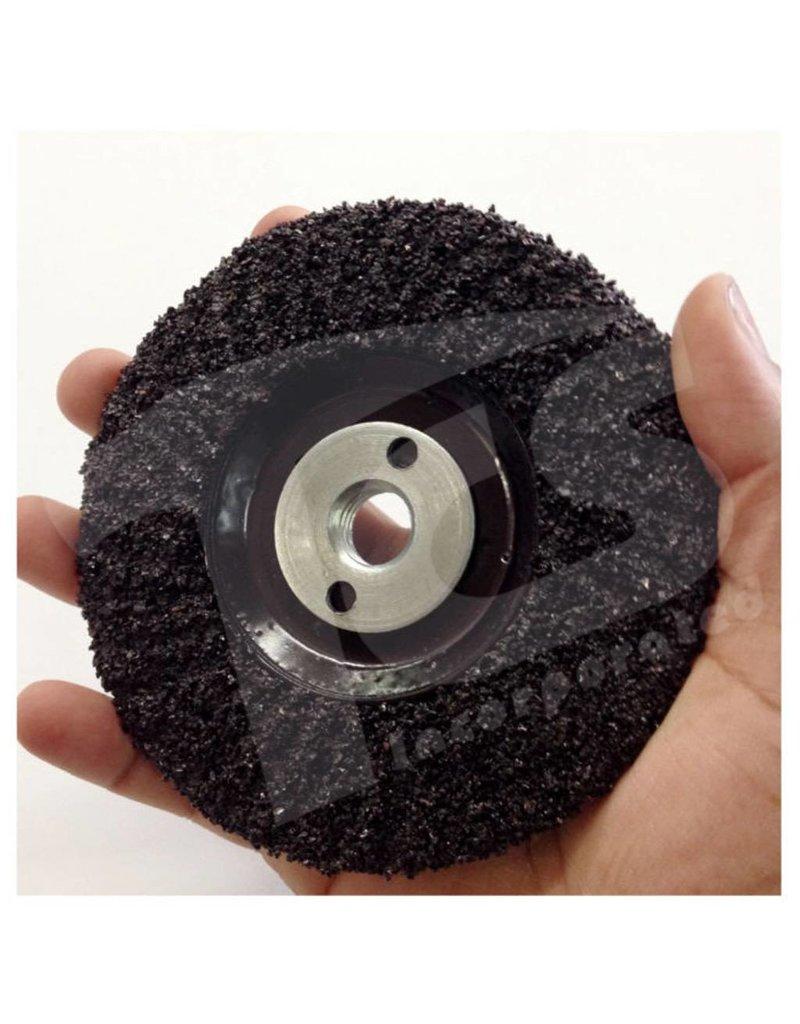 ZEC Zec Litex Disc Pad Nut 5/8''x11