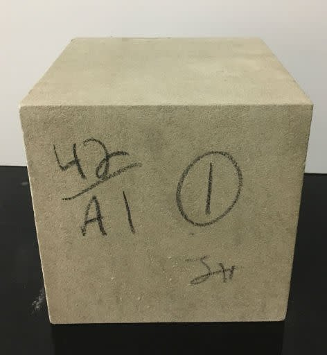Indiana Limestone 12x12x12  138lbs #113102
