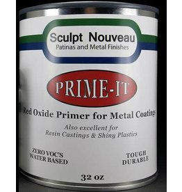 Sculpt Nouveau Prime-It Red Oxide 32oz