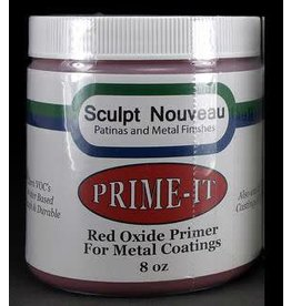 Sculpt Nouveau Prime-It Red Oxide 8oz